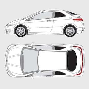 Honda Civic 3-dörrar