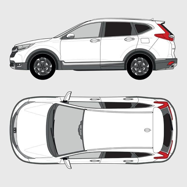 Honda CRV 2016-