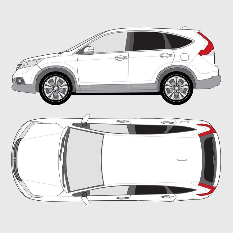 Honda CRV 2012-2016