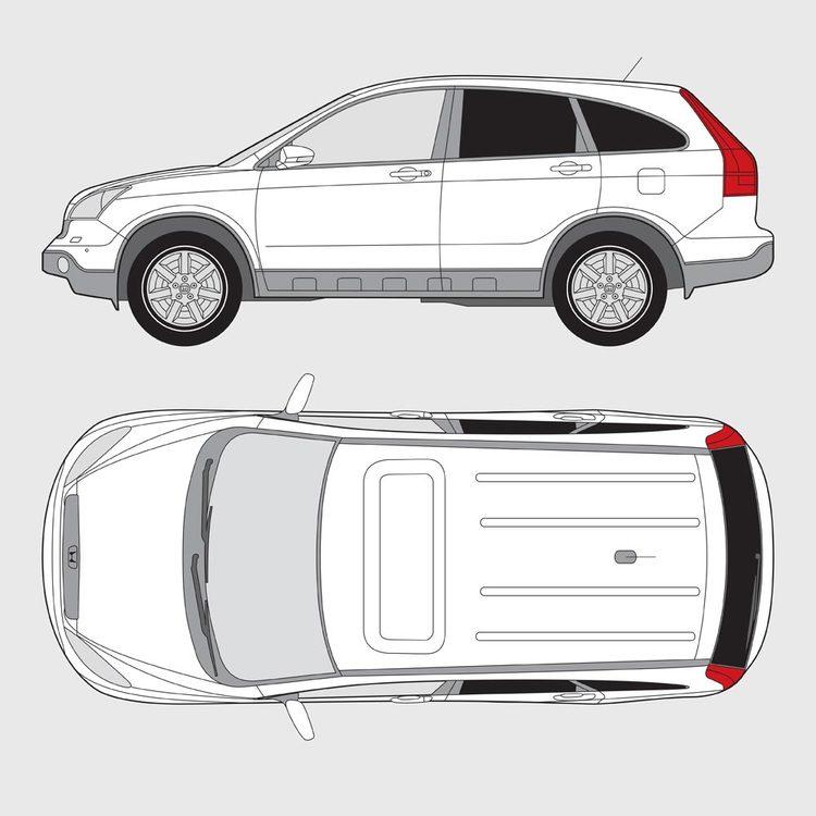 Honda CRV 2006-2012