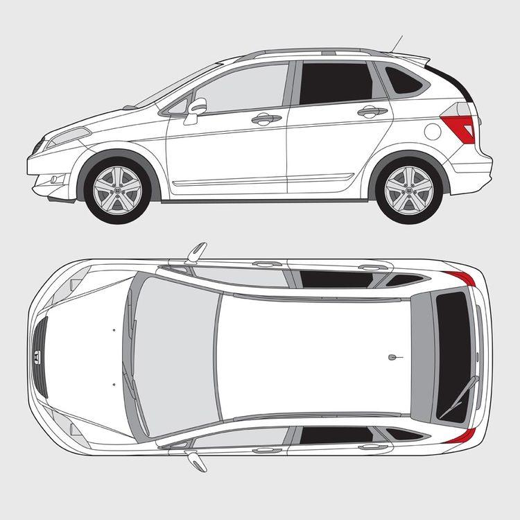 Honda FRV 2005-2009