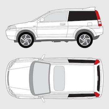 Honda HRV 3-dörrar