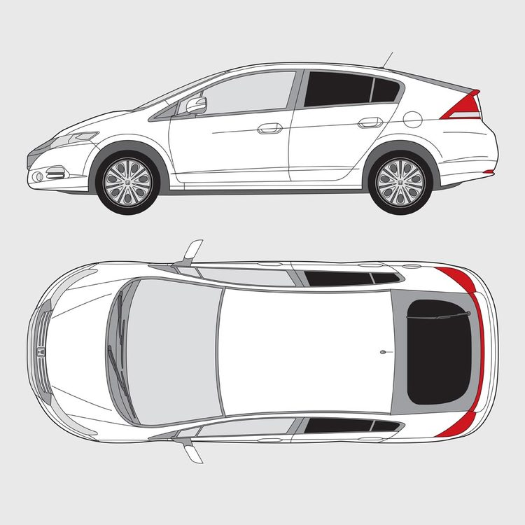 Honda Insight 2010-