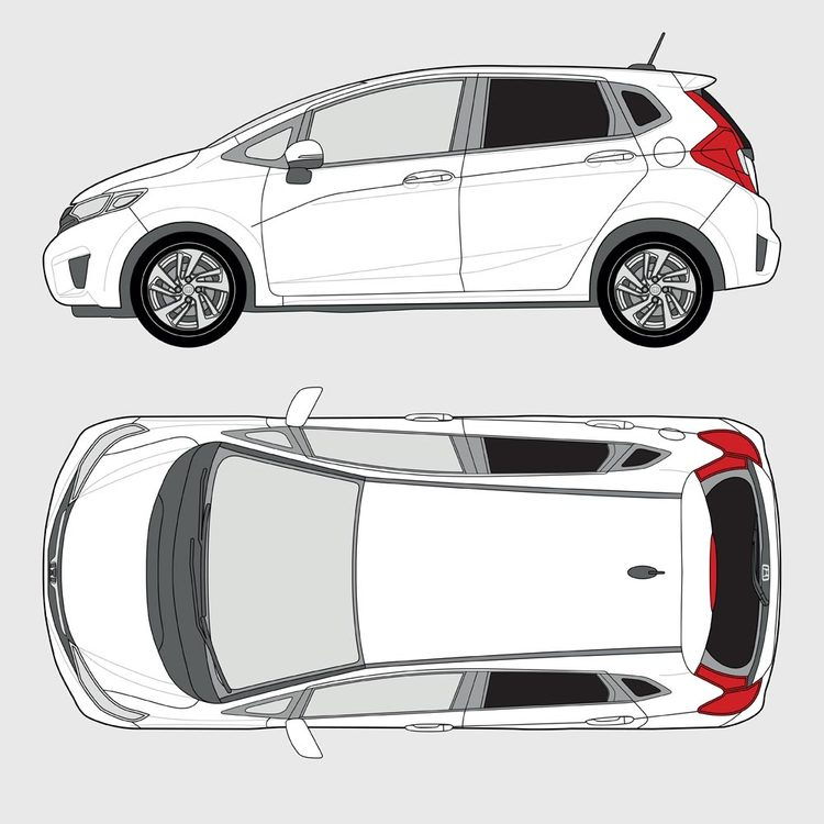 Honda Jazz 2015-