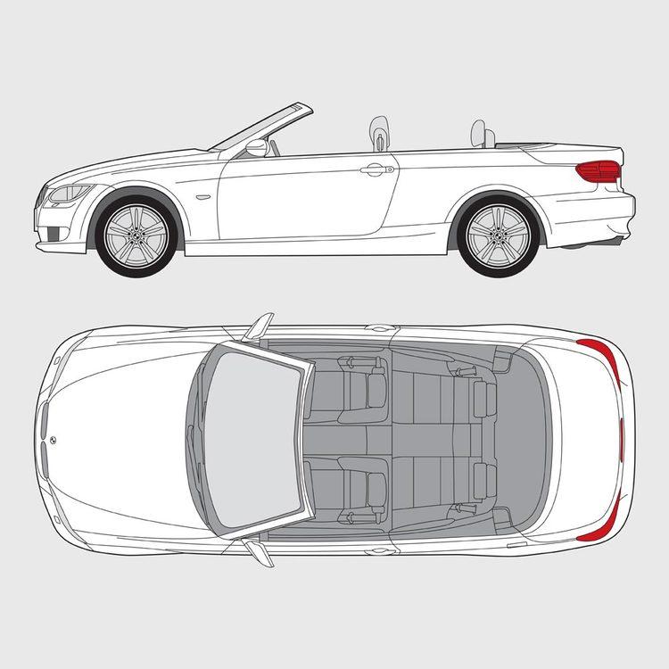 BMW 3 Serie Cab 2007-2013