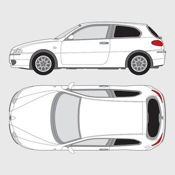 Alfa Romeo 147 3-dörrar