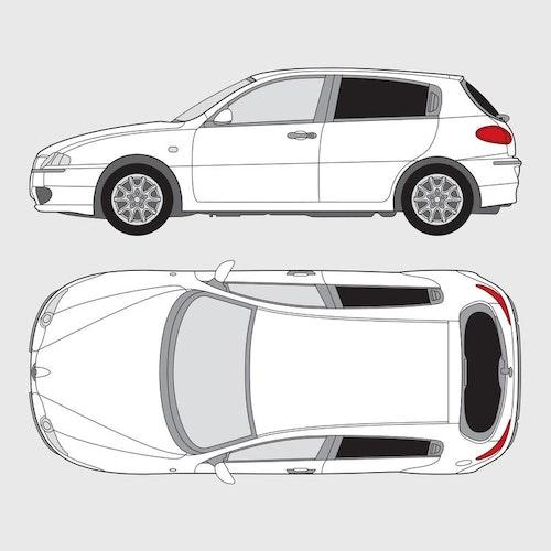 Alfa Romeo 147 5-dörrar