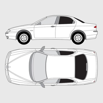 Alfa Romeo 156 4-dörrar