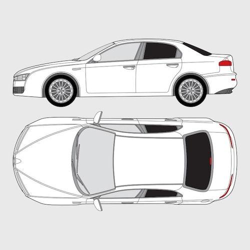 Alfa Romeo 159 4-dörrar