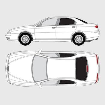 Alfa Romeo 166 4-dörrar