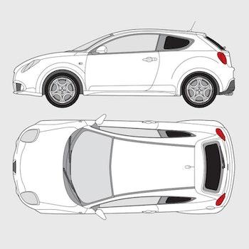 Alfa Romeo Mito 3-dörrar