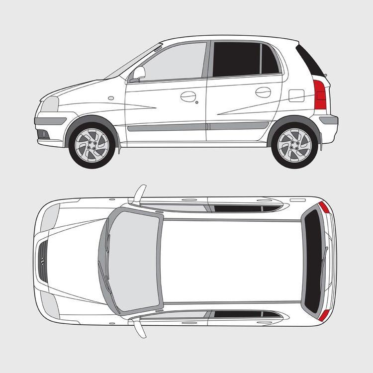 Hyundai Atos 2003-2008