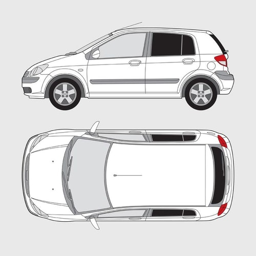 Hyundai Getz 5-dörrar