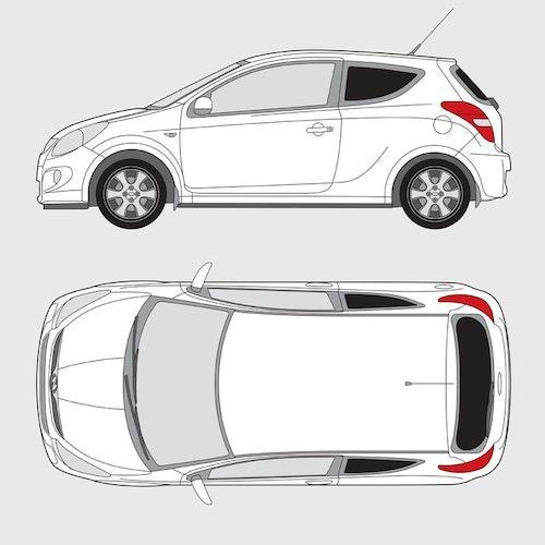 Hyundai i20 3-dörrar