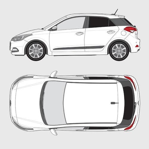Hyundai i20 5-dörrar