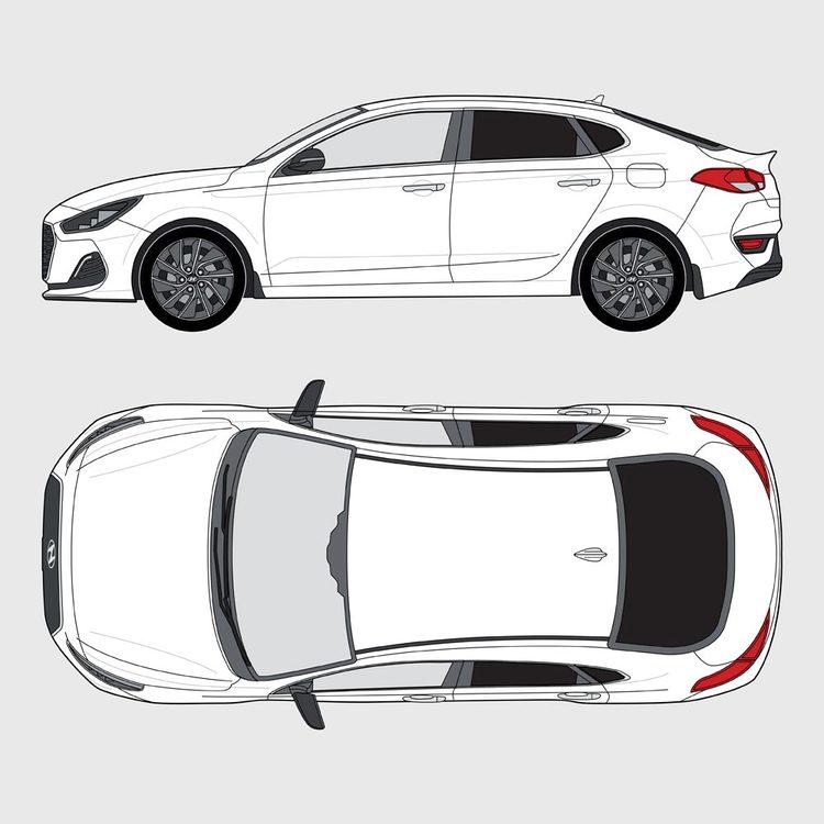 Hyundai i30 Fastback 2018-