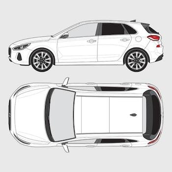 Hyundai i30 5-dörrar