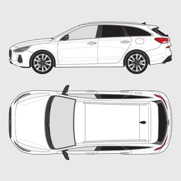Hyundai i30 kombi 2012-2017