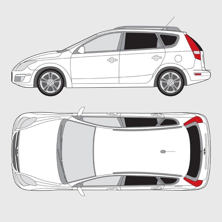 Hyundai i30 kombi 2007-2012