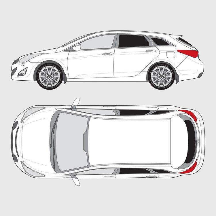 Hyundai i40 kombi 2011-2017