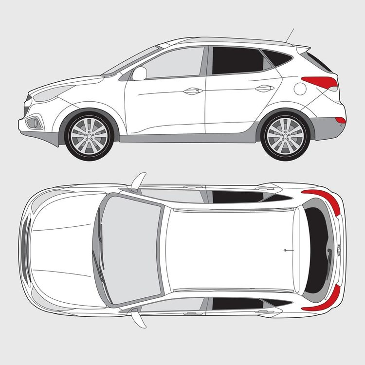 Hyundai ix35 2010-2014
