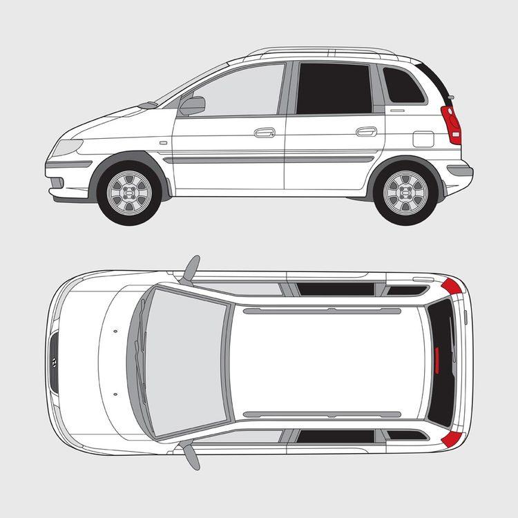 Hyundai Matrix 2001-2010