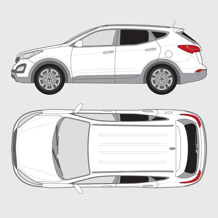 Hyundai Santa Fe 2013-2018