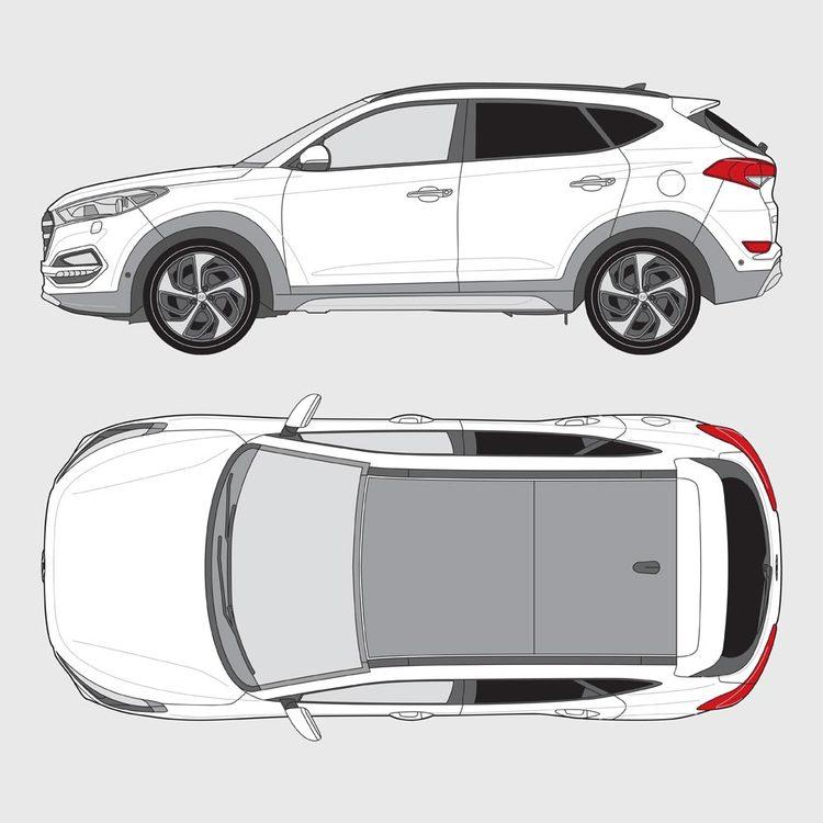 Hyundai Tuscon 2015-