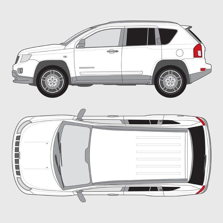 Jeep Compass 2011-2017