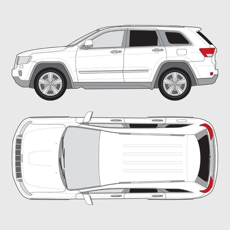Jeep Grand Cherokee 2011-2013