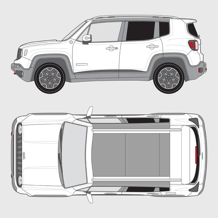 Jeep Renegade 2015-