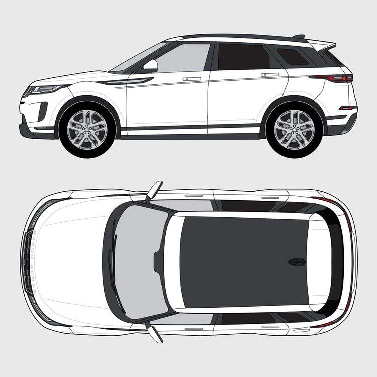 Land Rover Evoque 2019-