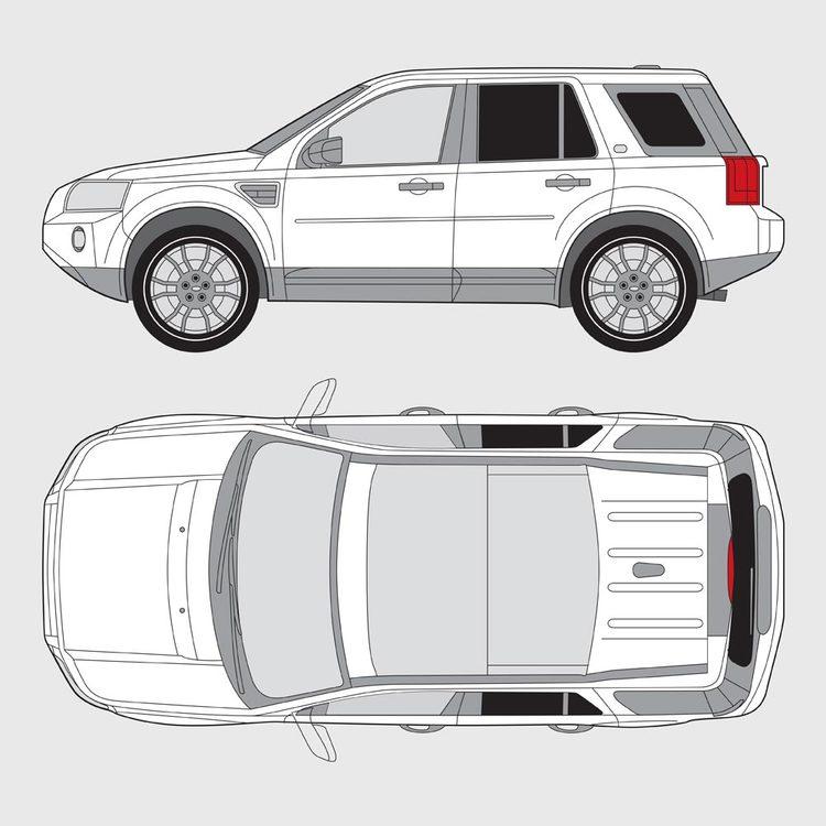Land Rover Freelander 2006-2014