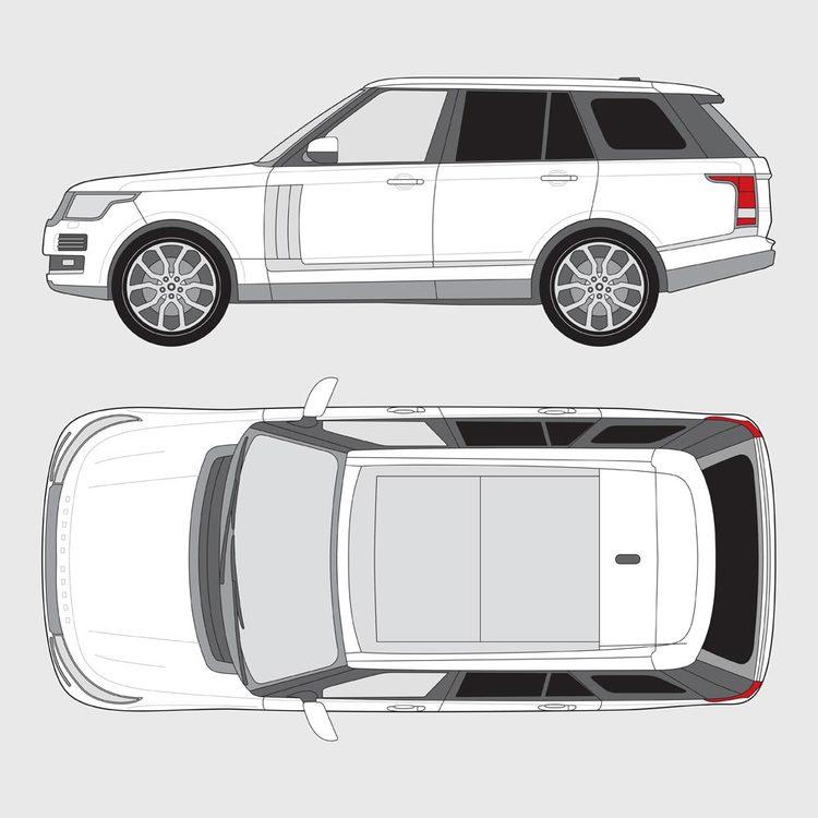 Land Rover Range Rover 2013-