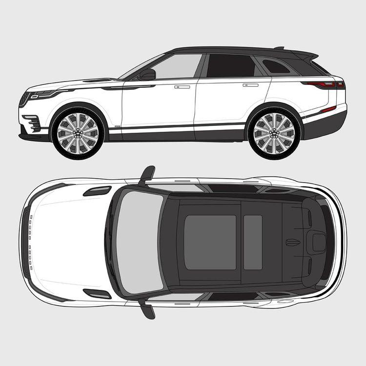 Land Rover Velar 2018-
