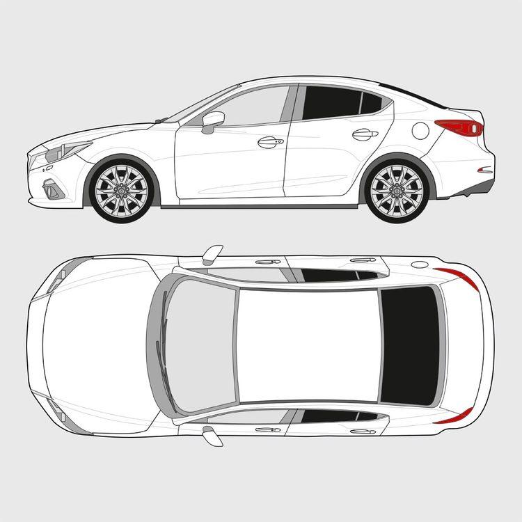 Mazda 3 Sedan 2014-