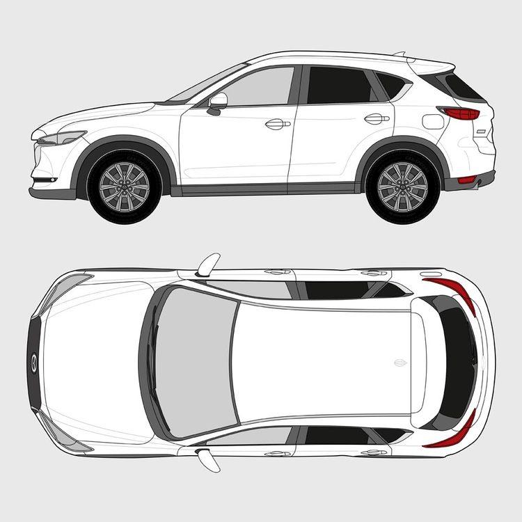 Mazda CX-5 2012-