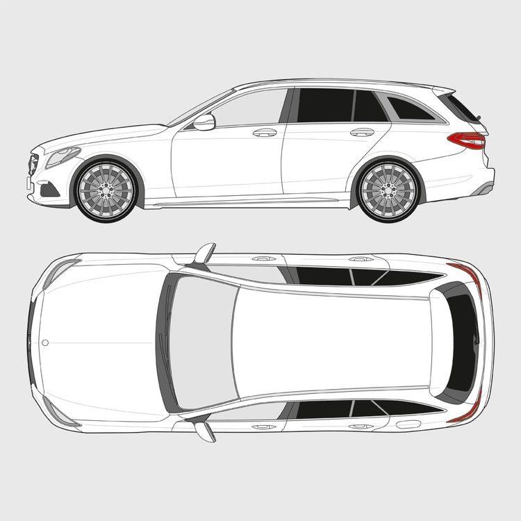 Mercedes C-Klass Kombi 2014-