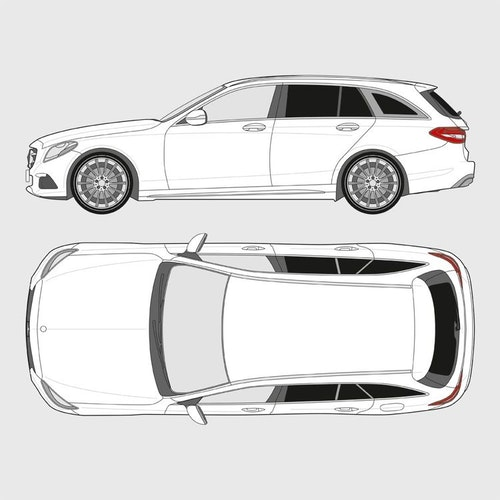 Mercedes C-Klass Kombi