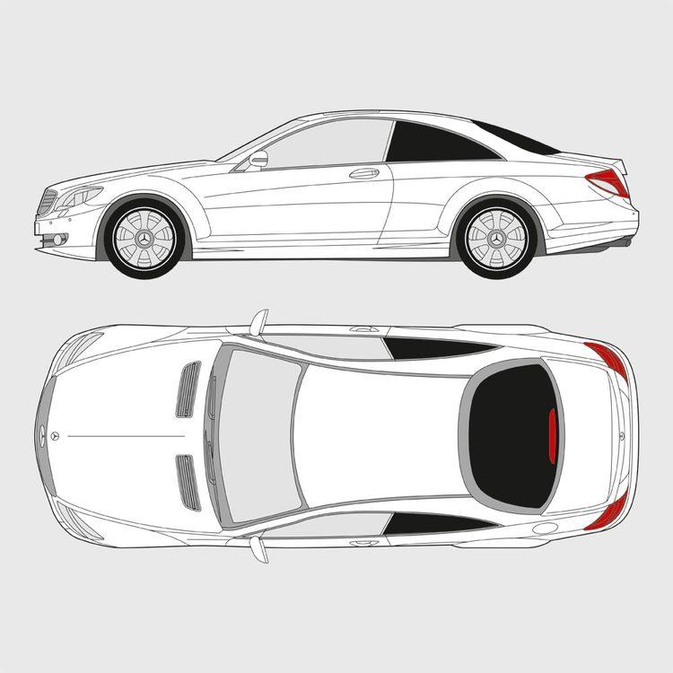 Mercedes CL 2006-2014