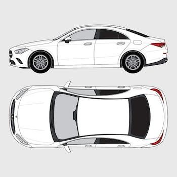 Mercedes CLA 4-dörrar