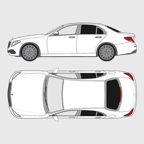 Mercedes E-Klass 4-dörrar