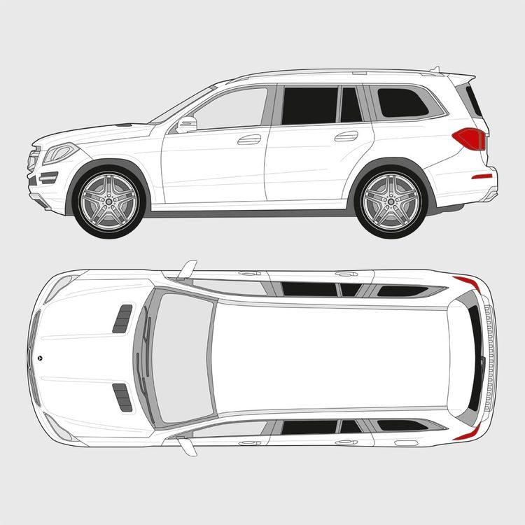 Mercedes GL 2012-2016