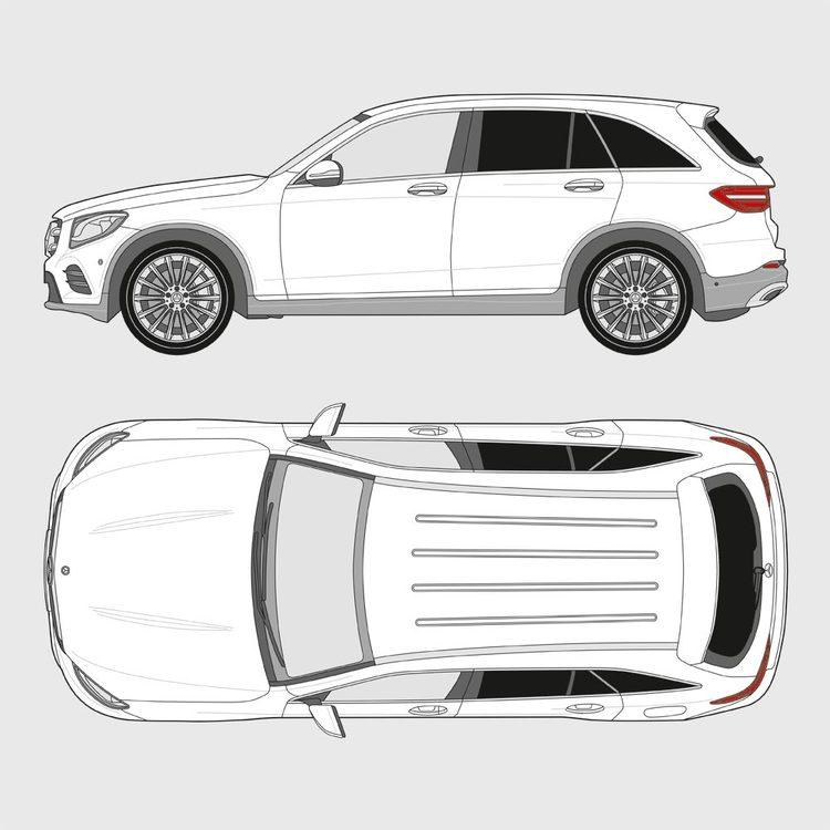 Mercedes GLC 2015-