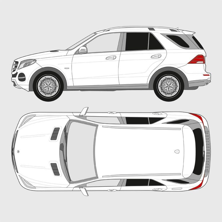 Mercedes GLE 2015-
