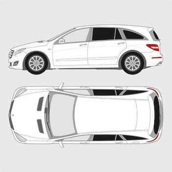 Mercedes R-Klass Lång