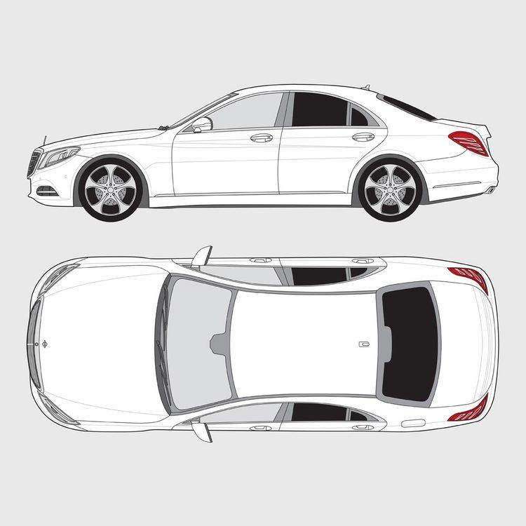 Mercedes S-Klass 2014-