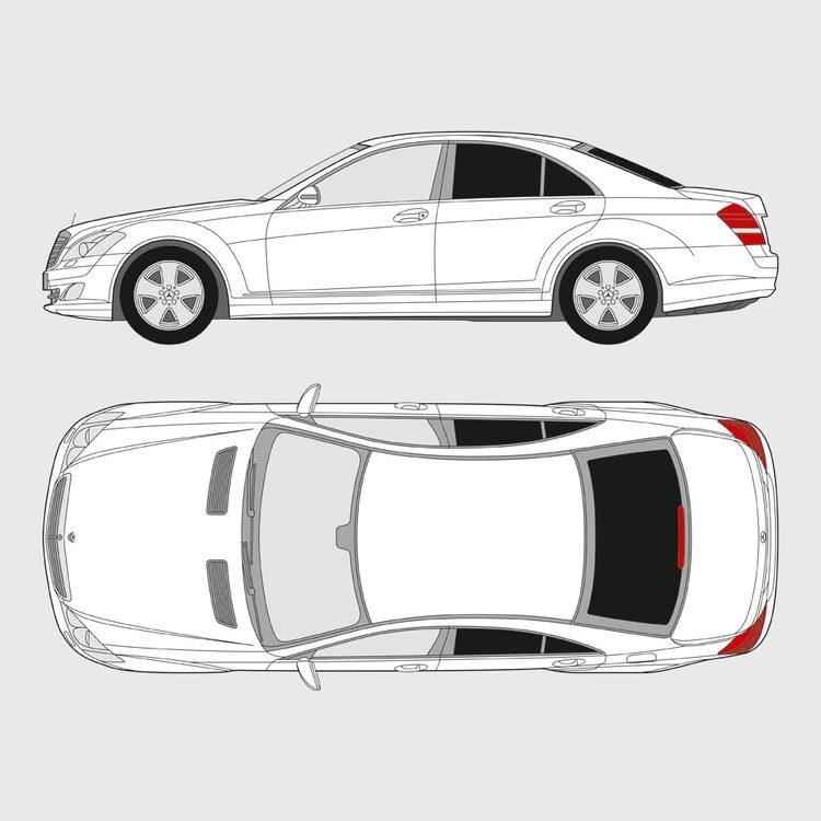 Mercedes S-Klass 2006-2014