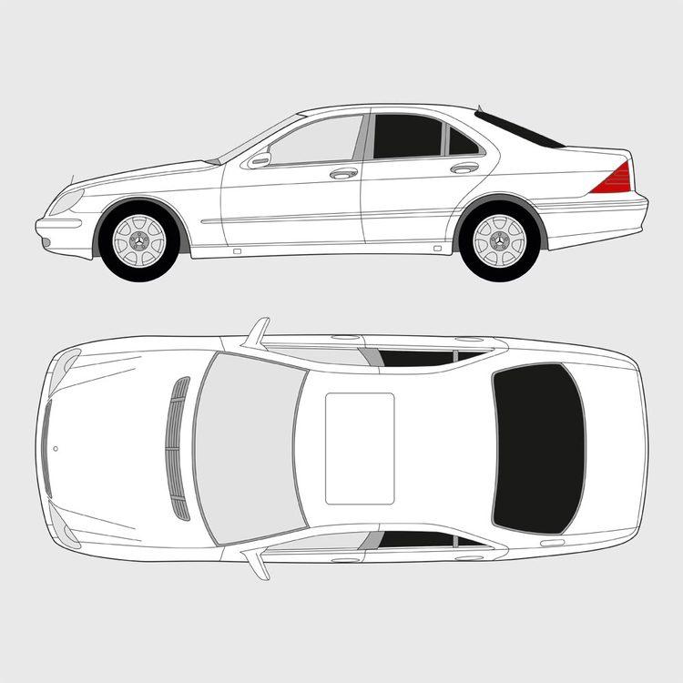 Mercedes S-Klass 1998-2006