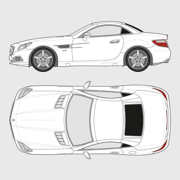 Mercedes SLK 2011-2015